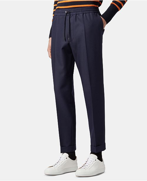 12ff9372b9a BOSS Men's Relaxed Fit Trousers