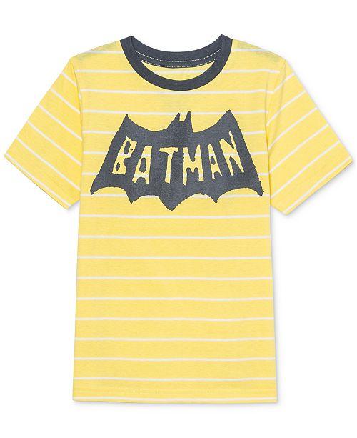 DC Comics Little Boys Batman Graphic Shirt