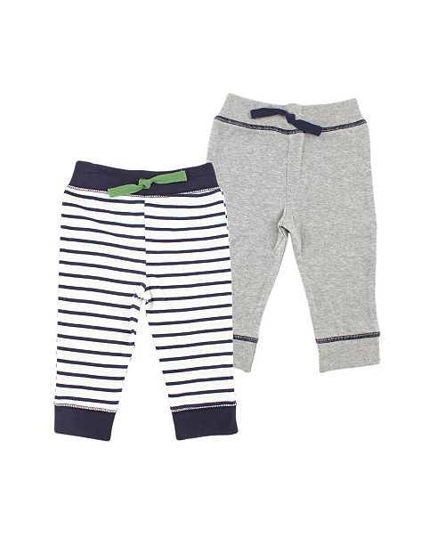 c7a9931a858a99 ... Baby Vision Yoga Sprout Tapered Ankle Pants, 2-Pack, 0-24 Months ...