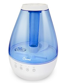 Crane 3.2 Liter Warm and Cool Mist Humidifier