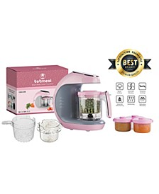 Smart Baby Food Maker and Processor