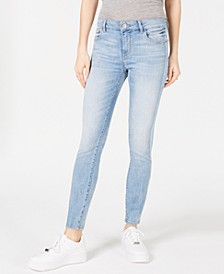 Florence Side-Striped Skinny Jeans