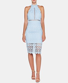 Bardot Noni Lace Sheath Dress