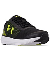 the latest 96e88 b7e00 Under Armour Boys  Surge Running Sneakers from Finish Line