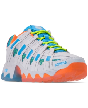 K-Swiss  K-SWISS MEN'S ST429 CASUAL SNEAKERS FROM FINISH LINE