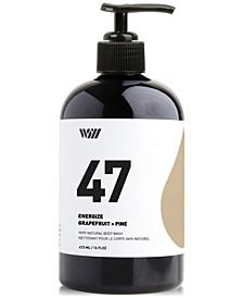 47 Energize Body Wash, 16-oz.