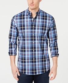 Club Room Men's Eliot Plaid Shirt, Created for Macy's