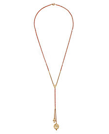 Capwell & Co. Long Y-Necklace