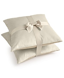 "CLOSEOUT!  2-Pk. Charleston Sand 20"" x 20"" Decorative Pillows"