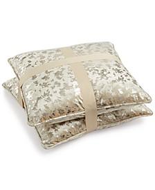 """2-Pk. Tori 20"""" x 20"""" Decorative Pillows"""