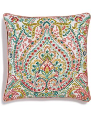 "Dayrose Cotton 20"" x 20"" Decorative Pillow"