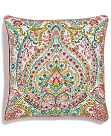 "CLOSEOUT!  Dayrose Cotton 20"" x 20"" Decorative Pillow"