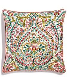 """CLOSEOUT!  Dayrose Cotton 20"""" x 20"""" Decorative Pillow"""
