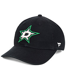 Authentic NHL Headwear Dallas Stars Fan Relaxed Adjustable Strapback Cap