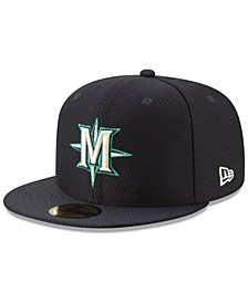 Seattle Mariners Batting Practice 59FIFTY-FITTED Cap