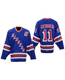 Men's Mark Messier New York Rangers Heroes of Hockey Classic Jersey