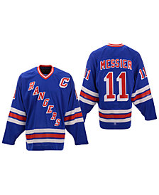 Mitchell & Ness Men's Mark Messier New York Rangers Heroes of Hockey Classic Jersey