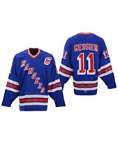 9016a7d0b Mitchell   Ness Men s Mark Messier New York Rangers Heroes of Hockey  Classic Jersey