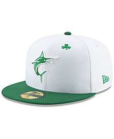 New Era Miami Marlins St. Pattys Day 59FIFTY-FITTED Cap