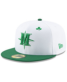 New Era Seattle Mariners St. Pattys Day 59FIFTY-FITTED Cap