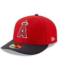 New Era Los Angeles Angels Spring Training 59FIFTY-FITTED Low Profile Cap