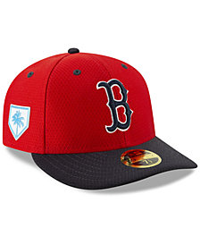 New Era Boston Red Sox Spring Training 59FIFTY-FITTED Low Profile Cap