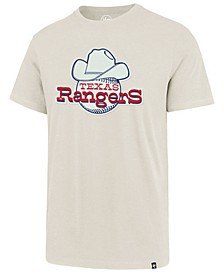 Men's Texas Rangers Fieldhouse Knockout T-Shirt