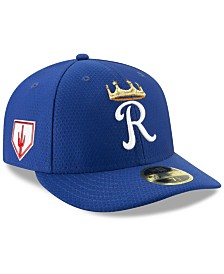 New Era Kansas City Royals Spring Training 59FIFTY-FITTED Low Profile Cap 18ee697de965