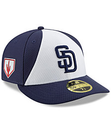 New Era San Diego Padres Spring Training 59FIFTY-FITTED Low Profile Cap