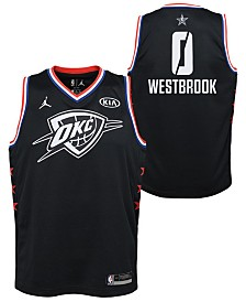 Outerstuff Big Boys Russell Westbrook Oklahoma City Thunder All Star Swingman Jersey