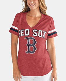 Women's Boston Red Sox Rounding the Bases T-Shirt