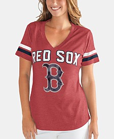 G-III Sports Women's Boston Red Sox Rounding the Bases T-Shirt