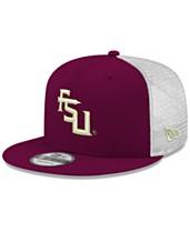promo code 8f8b3 93c8d New Era Florida State Seminoles TC Meshback Snapback Cap