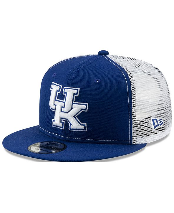 New Era Kentucky Wildcats TC Meshback Snapback Cap