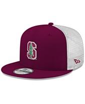 quality design 2eb13 e98be New Era Stanford Cardinal TC Meshback Snapback Cap