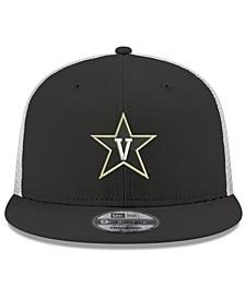 Vanderbilt Commodores TC Meshback Snapback Cap