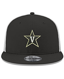 New Era Vanderbilt Commodores TC Meshback Snapback Cap