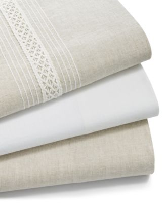 Piece Dye Set of 2 Standard Pillowcases, Created for Macy's