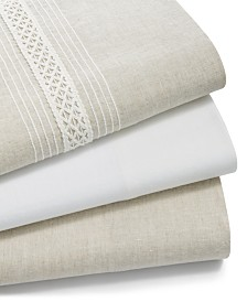 Hotel Collection Linen Sheet Collection, Created for Macy's