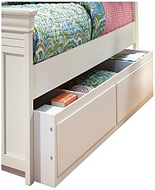 "Neapolitan 75"" Twin Trundle Unit"