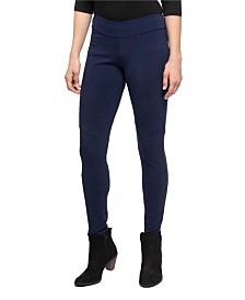 YALA Rory Organic Cotton and Viscose from Bamboo Pull-on Moto Pant