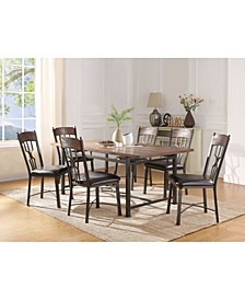LynLee Side Dining Chair (Set of 2)