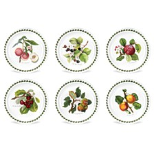 Pomona Salad Plate Assorted Set/6