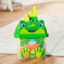 Mega Bloks® Friendly Frog 25 Piece Bucket