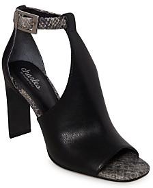 CHARLES by Charles David Gabe Dress Sandals