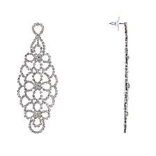 Cupchain Chandlier Earrings