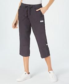 Calvin Klein Performance Capri Cargo Pants