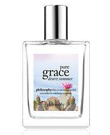 philosophy Pure Grace Desert Summer Perfume, 2.02-oz.