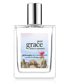 philosophy Pure Grace Desert Summer Perfume, 2.02-oz.