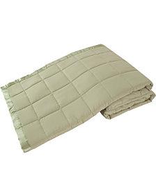 Elite Home Down Alternative Solid Full/Queen Blanket